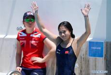 China Dominate Diving Pool, Cl